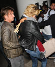 charlize theron with sean penn and son jackson at l 300514