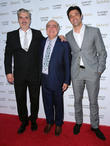 Chris Noth, Simon G and Gilles Marini