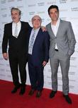 Chris Noth, Simon G and Gilles Marini