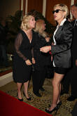 Wendy Greuel, Sharon Stone, Beverly Wilshire Hotel