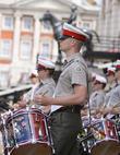 Guards and Royal Marines