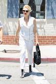 Gwen Stefani Leaving A Meeting In Beverly Hills