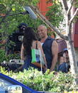 Vin Diesel and Jordana Brewster