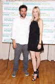 Josh Radnor and Leslie Bibb