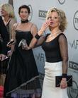 Vanessa Vadim and Jane Fonda