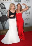 Jane Fonda and Denise Austin