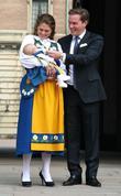 Princess Madeleine, Christopher O'neill and Princess Leonore