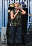 Kellie Pickler, Bud Light Stage Bridgestone Arena