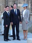 David Cameron, Samantha Cameron, Manuel Valls
