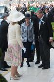 Princess Michael of Kent and Princess ALexandra