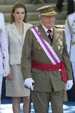 Princess Letizia King Juan Carlos