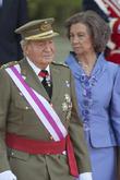Queen Sofia King Juan Carlos