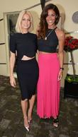 Glenda Gilson and Caroline Stanbury