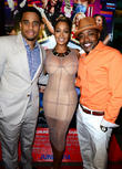 Michael Ealy, LaLa Anthony and Will Packer