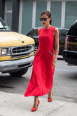Victoria Beckham out and about in Manhattan