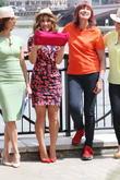 Andrea Mclean, Myleene Klass and Janet Street-porter