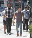 Nick Jonas and Joe Jonas