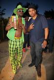 Bishop Don Magic Juan and Omar Gooding