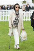 Bianca Jagger, Guards Polo Club