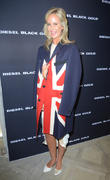 Lady Victoria Hervey, London Fashion Week