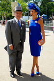 Eamonn Holmes, Ruth Langford, Race Course, Royal Ascot