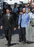 Jimmy Kimmel and Michael Stevens