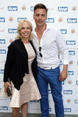 Jayne Torvill and Matt Evers