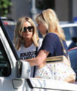 Ashley Tisdale and Lisa Tisdale