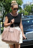 Lauren Conrad Out For Lunch