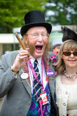 John McCririck, Royal Ascot
