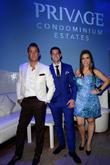 Christopher Leavitt, Chad Carroll and Samantha Debianchi