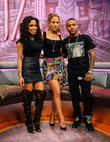 Bow Wow, Keshia Chante and Jennifer Lopez