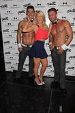 Gretchen Rossi and Chippendales