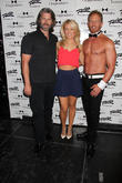 Slade Smiley, Gretchen Rossi and Ian Ziering