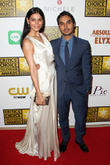 Kunal Nayyar and Neha Kapur