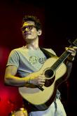 John Mayer performs l