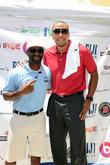 DJ Irie, Shawn Marion, Miami Beach Golf Club