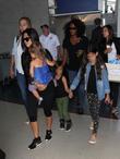 Kourtney Kardashian, Mason Disick and Penelope Disick