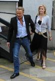 Niamh O'brien and Michael Flatley