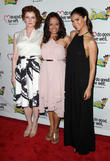Rebecca Wisocky, Judy Reyes, Roselyn Sanchez, The Crest