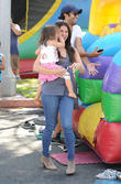 Roselyn Sanchez and Sebella Rose Winter