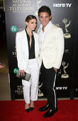 Kate Mansi, Casey Moss, Beverly Hilton Hotel, Daytime Emmy Awards, Emmy Awards