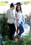 Jennifer Lopez and Leah Remini