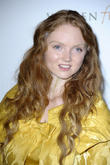 Lily Cole, Royal Opera House Covent Garden