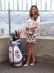 Michelle Wie and 2014 Women's Golf Champion