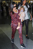 Kourtney Kardashian, Mason Disick and Penelope Disick