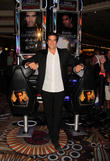 David Copperfield unveils his signature slot machine