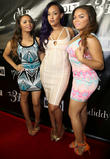 Diddy, Nikki Giavasis, Catherine Page and Noel Page