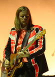 Arcade Fire and Richard Reed Parry