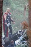 Avengers and Chris Hemworth